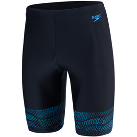 speedo Lane Jammer Men Black/Turquoise